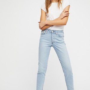 Levi's Wedgie Icon Jeans NWT